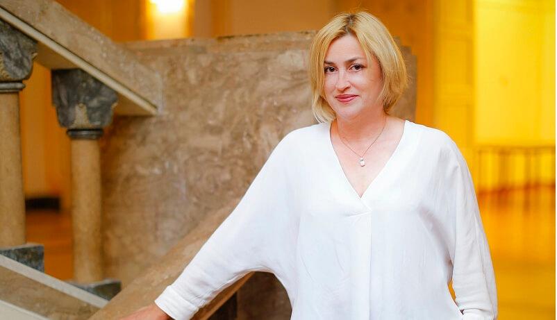 "Sanela Babić: ""Imperativ"" širi ljubav"