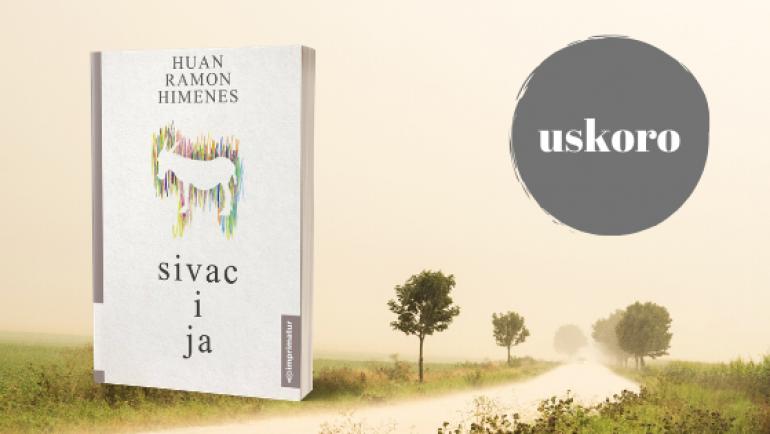 """Najava novog izdanja: Roman """"Sivac i ja"""" Huana Ramona Himenesa"""