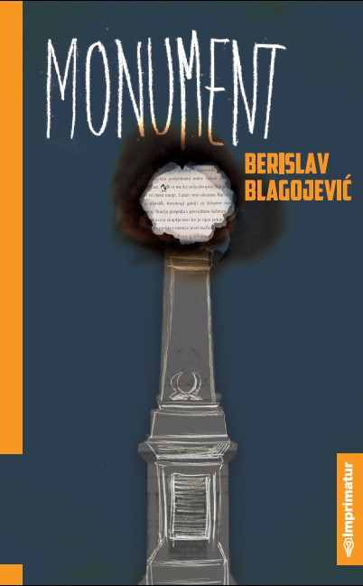 Korica knjige Monument Berislava Blagojevica.